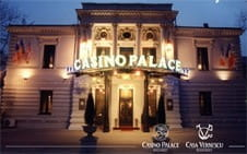 Casino Palace Bucharest Romania