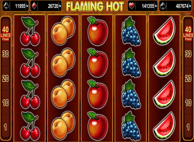 Joc Flaming Hott