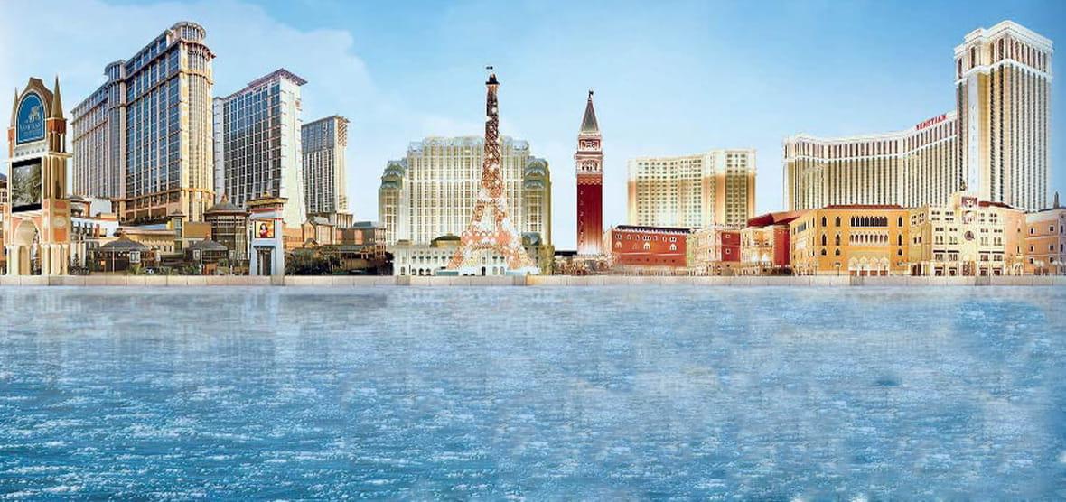 largest casino macau