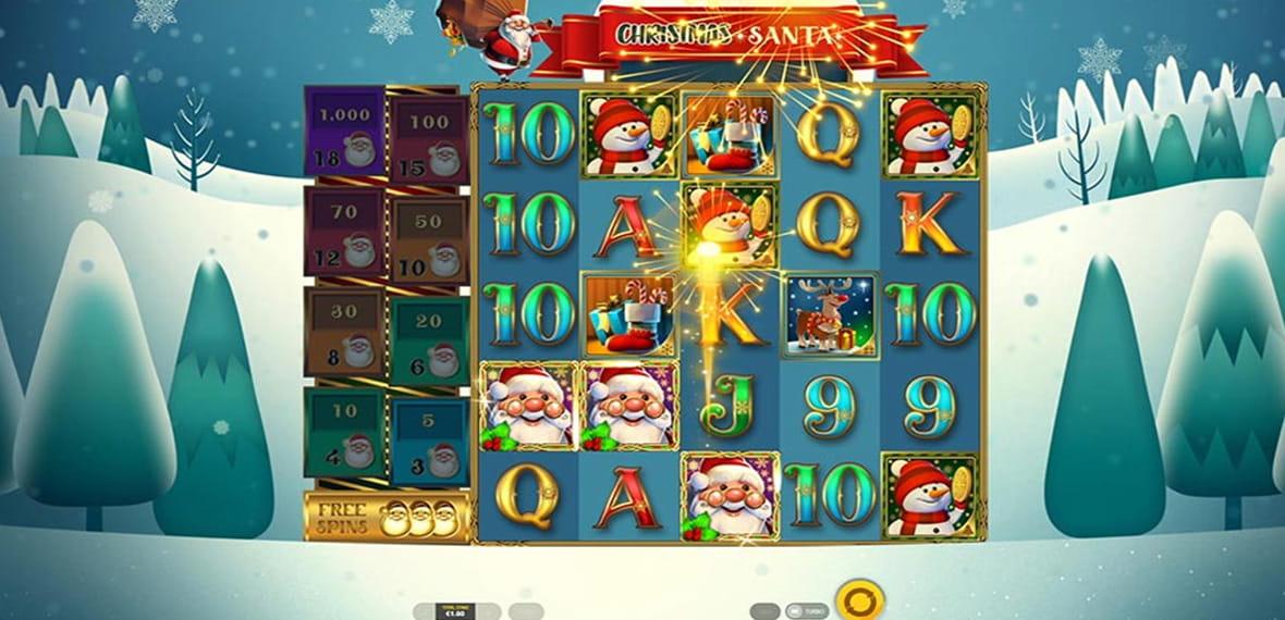 Max Win Gaming Christmas Santa